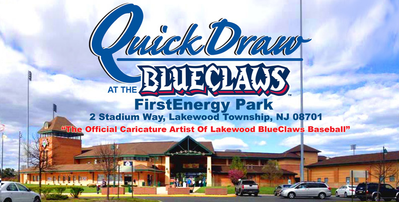 Quick Draw at the BlueClaws