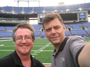 Jim McWeeney Baltimore Ravens