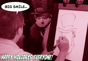 Season's Greetings from Quick Draw Studios