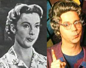 Alice Kramden Vs The Church Lady